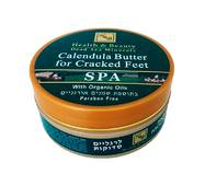 Масло календулы для потрескавшихся ступней Health&Beauty Calendula Butter for Cracked Feet 100 мл.