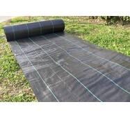 Агротканина (чорна) 100 Г/ М2 (1,6 м х 10 м)