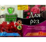 Зелений щит для троянд за 3 мл + 10 г