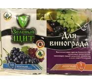 Зелений щит для винограду 3 мл + 10 г