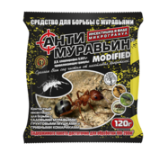 Антимуравьин  за 120 г гранул