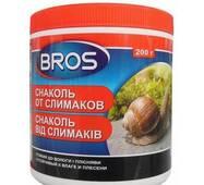 Лимацидний засіб БРОС Снаколь від слимаків за 200 г
