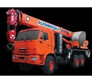 Автомобильный кран КС-55713-5К-1 купить в Украине