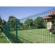 Секции ограждения с изгибом Заграда Эко Стандарт без полимерного покрытия купить недорого