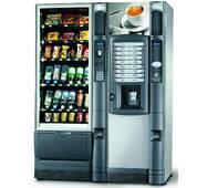 Кофейный и снековый автомат Necta Kikko ES6 + Snakky LX, б/у