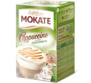 Капучино Mokate Сaffetteria Cappuccino  Hazelnut, 15гx10 шт