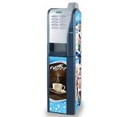 Кофейный автомат Saeco Group 200, синий, полное ТО