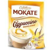 Капучино Mokate Сaffetteria Cappuccino Vanilla, 110 г
