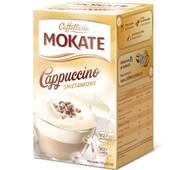 Капучино Mokate Сaffetteria Cappuccino Cream, со вкусом сливок, 15гx10 шт
