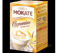 Капучино Mokate Сaffetteria Cappuccino Vanilla, 15гx10 шт