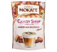 Капучино Mokate Caffetteria Candy Shop Cafe Latte American Brownie, 110г.
