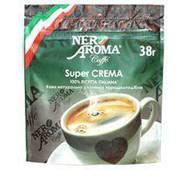 Кава розчинний Nero Aroma Super Crema, 38 г