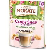 Капучино Mokate Caffetteria Candy Shop Cafe Latte French Macaroni, 110г.