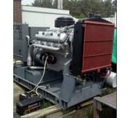 Генератор дизельний(електростанція - дизель-генератор) 100 кВт (125 кВа). Конверсійний. АСДА-100-тонна/400. Двигун ЯМЗ- 238