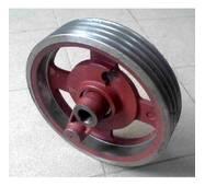 Шків великий для роторної косарки Wirax Z - 169