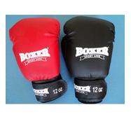 Рукавички боксерські 8oz шкіра Boxer. Україна