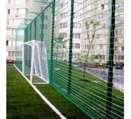 Сетка заградительная (разделительная) капроновая цветная для улиц и залов, 40х40, 3,5 мм