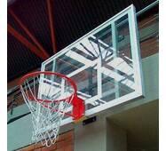 Щит баскетбольний 900х600 мм (оргскло 8 мм) з силовою антивібраційною рамою