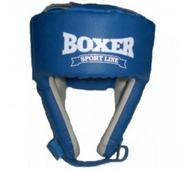 Шолом боксерський  Boxer шкіра Еліт