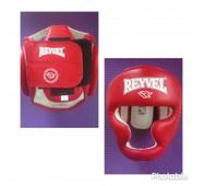 Шолом боксерський  Reyvel тренувальний шкірозамінник