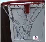 Сітка баскетбольна металева КЛАСІК