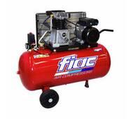 Компресор FIAC AB 100-360 Т (350л/хв.; 380В; ресівер 100л)