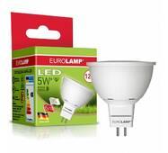 EUROLAMP Точкова світлодіодна лампа ЕКО MR16 5W 12V GU5.3 3000K