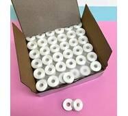 Вышивальные нитки(Нижняя нить) Plasttic bobbins 75D/2   Купить в Хмельницком