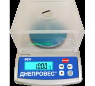 Весы лабораторні Днепровес FEH 600l