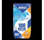 Клей для плитки Ферозіт 100