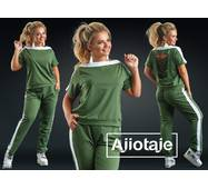 Женский спортивный костюм,батал р.50, 52, 54, 56 Ajiotaje XL