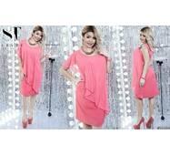 Вечірня  сукня жіноча батал р.48-50, 50-52,52-54  ST Style