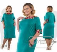 Красива  жіноча сукня, батал р. 56-58,60-62  Фабрика Моди XXXL