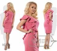 Сукня-футляр міні жіноче, норма р. S - M, М- L  Фабрика Моди
