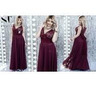 Вечернее  платье женское батал р.48-50,50-52  ST Style