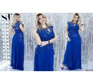 Вечернее  платье женское батал р.48,50,52  ST Style