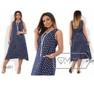 Красивое женское платье 48+ , Фабрика Моды