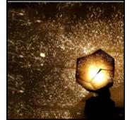 Проектор 3D -ночник звездного неба