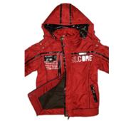 Куртка демісезонна для хлопчика з плащевки