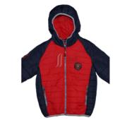Куртка весняна для хлопчика на тонкому силіконі