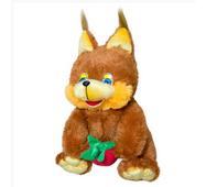 М'яка іграшка Білку з полуницею