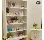 Етажерки Прованс для книжок та іграшок