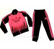 Спортивний костюм для дівчинки Адидас
