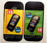 BS0409 - 3 Утримувач-портмоне для CD дисків, на 12 дисків