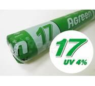 Покривне агроволокно П- 17 (4,2 х 100) в рулоні