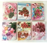 Фотоальбом на 200 фото, квіти