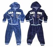 Велюровий спортивний костюм на 5-8 років