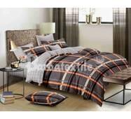 Полуторный комплект постельного белье из ранфорса