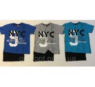 Футболка Нью-Йорк 13-16 років