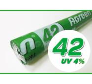 Покривне агроволокно П- 42 (6,35 х 100) в рулоні